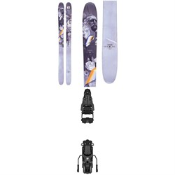 Armada ARV 106 Skis ​+ Shift MNC 13 Alpine Touring Ski Bindings 2021