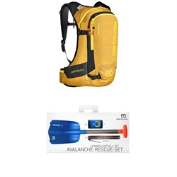 Ortovox Free Rider 24L Backpack ​+ 3​+ Avalanche Rescue Kit