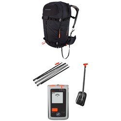 Mammut Pro X Removable Airbag 3.0 + Barryvox Tour Safety Package