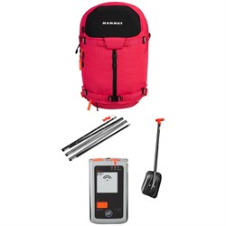 Mammut Nirvana 35L Backpack - Women's + Barryvox Tour Safety Package