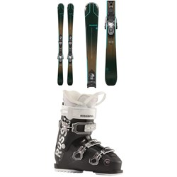 Rossignol Experience 74 W Skis + Xpress 10 GW Bindings + Kelia 50 Ski Boots - Women's 2021