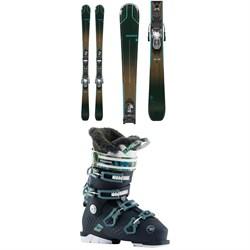 Rossignol Experience 74 W Skis + Xpress 10 GW Bindings + Alltrack Pro 80 W Ski Boots - Women's 2021