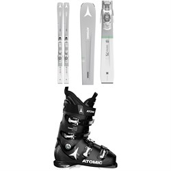 Atomic Vantage W 75 Skis ​+ M 10 GW Bindings ​+ Hawx Ultra 85 W Ski Boots - Women's 2021