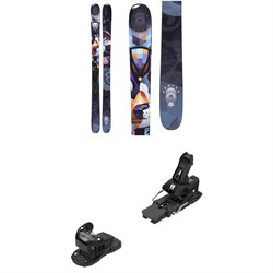 Armada ARW 96 Skis - Women's ​+ Warden MNC 13 Ski Bindings 2021