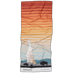 Nomadix Yellowstone Towel