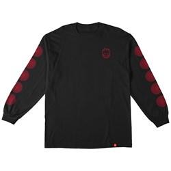 Spitfire Stock Bighead Swirl Long-Sleeve T-Shirt