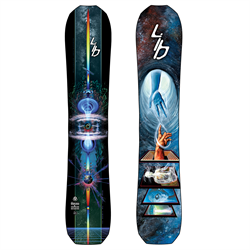 Lib Tech T.Rice Golden Orca Snowboard 2022