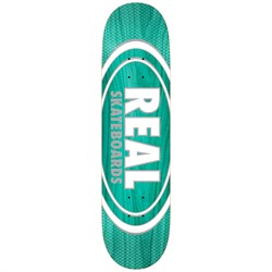 Real Oval Pearl Patterns Slick 8.25 Skateboard Deck
