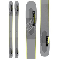 Salomon QST 92 Skis 2022
