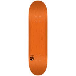 Mini Logo Chevron Detonator Orange 7.75 Skateboard Deck