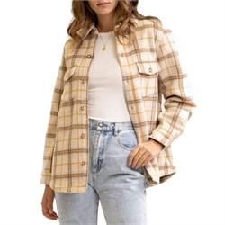 Rhythm Vintage Shirt Jacket - Women's