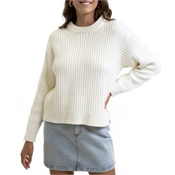 Rhythm Classic Cable Sweater - Women's