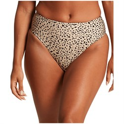 Volcom Ur An Animal Retro Bikini Bottoms - Women's