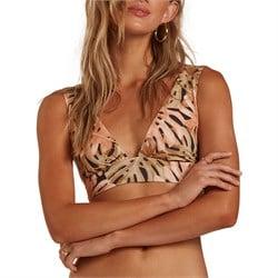 Billabong Hula Palm Plunge Bikini Top - Women's