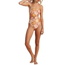 Billabong Back Then One-Piece Swimsuit - Women's