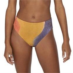 RVCA Trippy Dana High-Rise Cheeky Bikini Bottoms - Women's