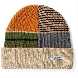 Autumn Patchwork Select Beanie