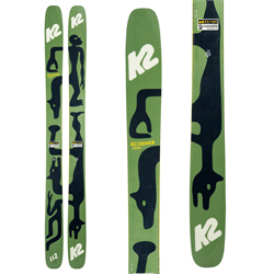 K2 x Geoff McFetridge Reckoner 112 Skis 2021