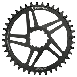 Wolf Tooth Components 3mm Offset, Boost Chainring for SRAM Direct Mount