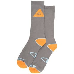 Poler Cyclops Icon Socks