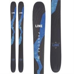 Line Skis Pandora 110 Skis - Women's 2022