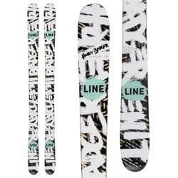 Line Skis Honey Badger Skis 2022