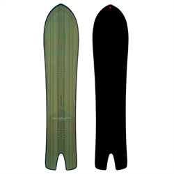 Gentemstick Spoon Fish Snowboard - Blem 2020