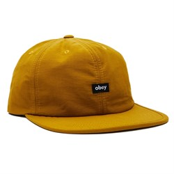 Obey Clothing Lampin' 6 Panel Cinch Back Hat