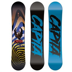 CAPiTA Scott Stevens Mini Snowboard - Kids' 2022