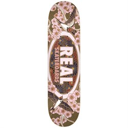Real Team Oval Priscilla Wilson Guest 8.25 Skateboard Deck