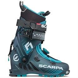 Scarpa F1 Alpine Touring Ski Boots 2022