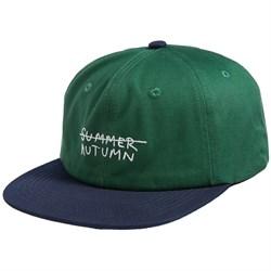 Autumn 6-Panel Snapback Hat