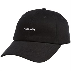 Autumn 6-Panel Strapback Hat