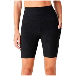 Beyond Yoga Spacedye Team Pockets Biker Shorts - Women's