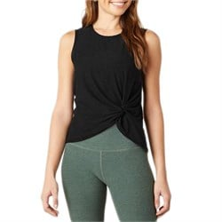 Beyond Yoga Front Twist Muscle Tank - Women's