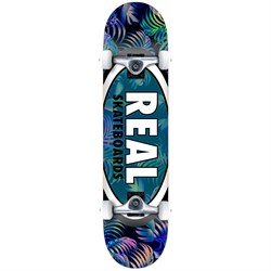 Real Tropic Ovals II 7.5 Skateboard Complete
