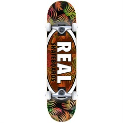 Real Tropic Ovals II 7.75 Skateboard Complete