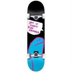 Krooked OG Shmoo 8.0 Skateboard Complete