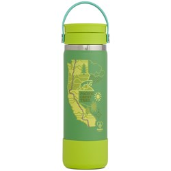 Hydro Flask Scenic Trails Limited Edition 20oz Wide Mouth Water Bottle