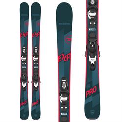 Rossignol Experience Pro Skis + Kid X 4 GW Bindings - Little Boys' 2021