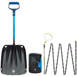Black Diamond Guide Avalanche Safety Package