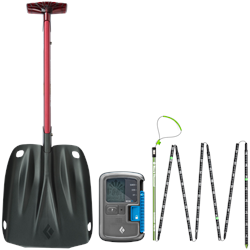 Black Diamond Recon Avalanche Safety Package