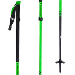 Black Diamond Vapor Carbon 2 Adjustable Ski Poles 2022