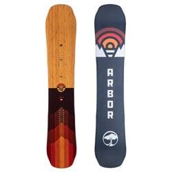 Arbor Shiloh Rocker Snowboard 2022