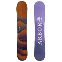 Arbor Swoon Rocker Snowboard - Women's 2022