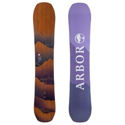 Arbor Swoon Rocker Snowboard - Women's 2022