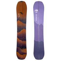 Arbor Swoon Camber Splitboard - Women's 2022