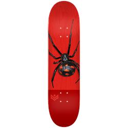 Mini Logo Poison Black Widow 7.75 Skateboard Deck