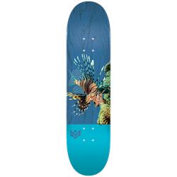 Mini Logo Poison Lion Fish 7.75 Skateboard Deck