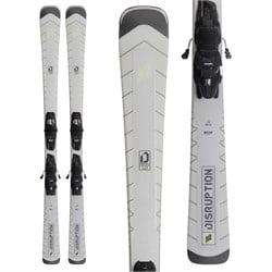 K2 Disruption 75 Alliance Skis + ERP 10 Quikclik Bindings - Women's 2022